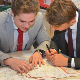 Sixth Form Geography