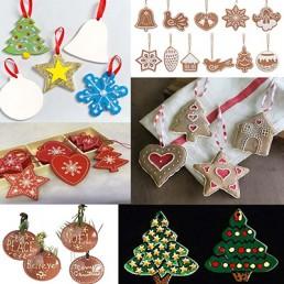 Christmas Tree Ornament Workshop