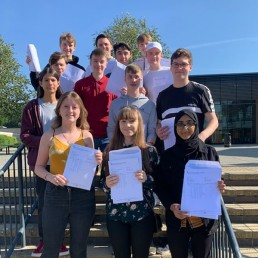 GCSE Students For Press Release