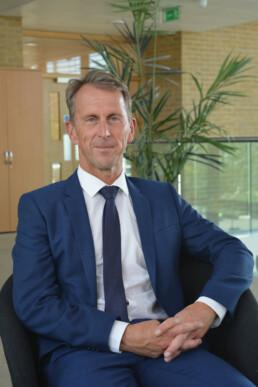 Dr Chris Ingate, Principal
