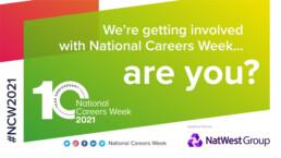 National Careers Week 2021 Logo