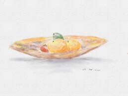Fruit Bowl, Dr Chris Ingate, iPad and ePencil